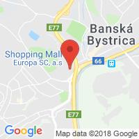 BÁNSKÁ BYSTRICA - Europa